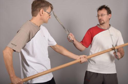 bastone e spade